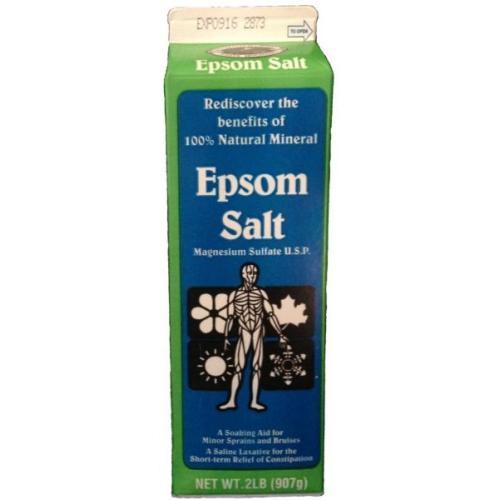 Epsom Salt 2lb
